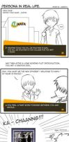 Persona parody_My college life by jasonthenitro