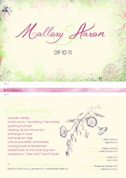 MW Programs--Front and Back by mrsPella