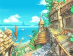 Harbour town by seandunkley