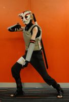 Anbu Black Ops cosplay by Tionniel