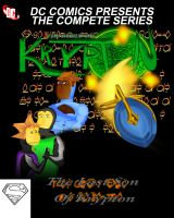 cover book the world of Krypton by CaptainBarringer
