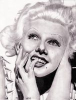 Jean Harlow by Dabull04