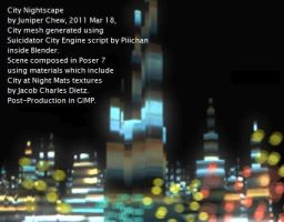 City Nightscape 2011 March d by ibr-remote