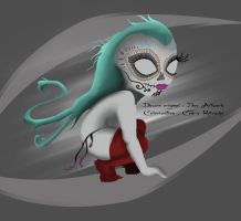 Little Mad Boo by 25clad35