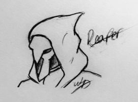 Reaper sketch by Whooshie-Duck
