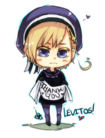 Thank You Gift: Levitos by Jotaku