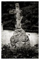 Old cemetery 1 by jerrywhite