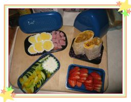 Bento Box 6-1 by oishii-bento