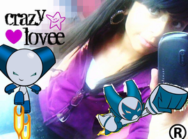 Meh and Robotboy by Robotgirl2010