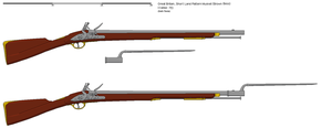 Gunbucket - Brown Bess Musket by darthpandanl
