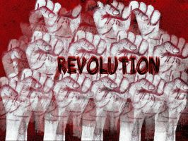 Revolution by AsaGreen