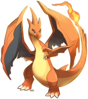 MEGA CHARIZARD Y by MBLOCK