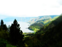 tilt shift by ffpeng