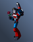 Perceptor is Embarrassed by KrisSmithDW