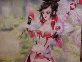 Vayne HeatSeeker - League of Legends by TenshiNandaYo