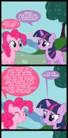 An Ache by Cartoon-Admirer