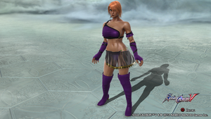 Lexa - Soul Calibur 5 - 38 by SOLDIER-Cloud-Strife