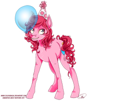 Pinkieh Pie by SillyCaracal