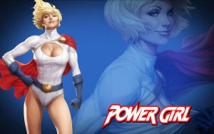 Power Girl by ArtGerm! by Superman8193