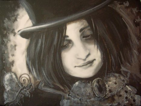 The Hatter by ScaredofMary