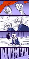 undertale-first half-02 by kuzukago
