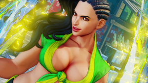 Laura - Street Fighter V by Zeref-ftx