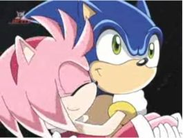 Sonic Amy Is This Love? by unlimitedthefinal