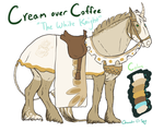 The White Knight Tack by SpytDragonFyre