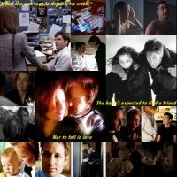 Mulder and Scully - Timeline by Government-Patsy