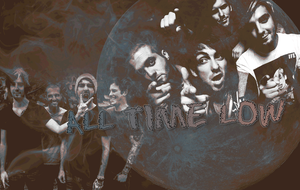 All Time Low Wallpaper by SarahxSmiles