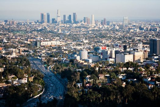 Los Angeles by CacooieStock