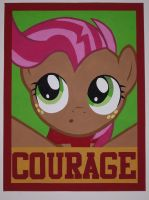 CMC Courage by IceRoadLion