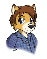 Art trade on FA with Vodz by OEmilyThePenguinO