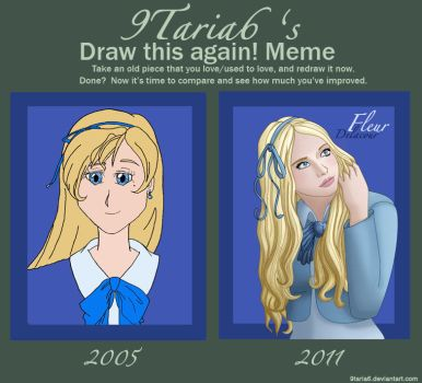 Before and After Meme by 9Taria6