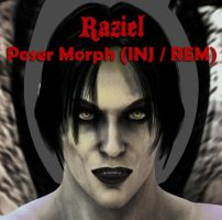 Raziel Poser Character by 3D-Fantasy-Art