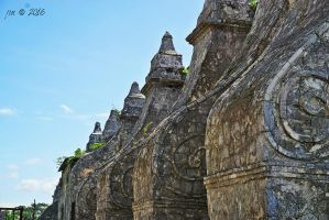 Paoay Church by cypher-06