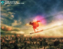 The Savior by monsterz-arts