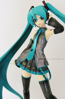 Hatsune Miku by ArianeCreations