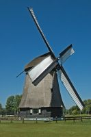 Windmills near Alkmaar_005 by BlokkStox