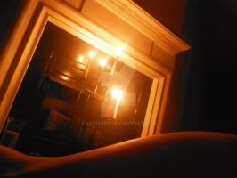 Candle Light On Your Skin by DavisJes