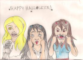 Happy Halloween! by Bellawho1