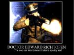 Doctor Edward Richtofen by JumpinSoraa