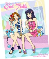 Girl Talk by arcuate