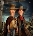 Clint and Son by funkwood