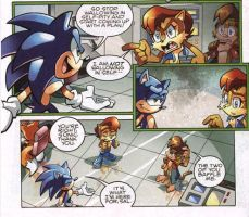 Ian Flynn saved the Sonic comics, SatAMPurists by TheEzekiel300