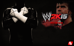 WWE 2k15 Custom Opening Concept-Art by HTN4ever