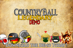 CountryBall Legendary Demo Release: Download Today by nanabusia63