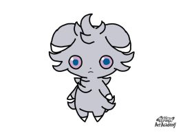 PAA - Espurr (no background) by ryanthescooterguy