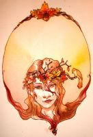 Daughter of the Earth by Reine-Haru