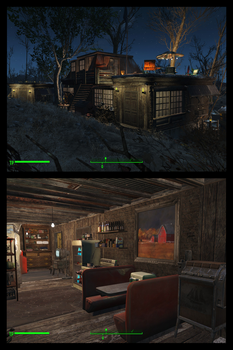 FO4: Symbiotic Settlements by WarMocK